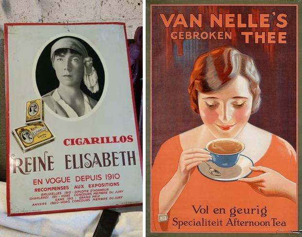 reine-elisabeth-van-nelle-vintage-posters-reclame-go-with-the-vlo