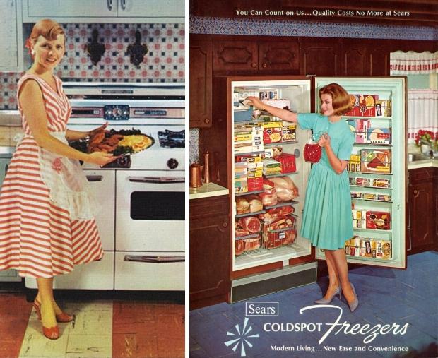 jaren-vijftig-huisvrouw-keuken-go-with-the-vlo