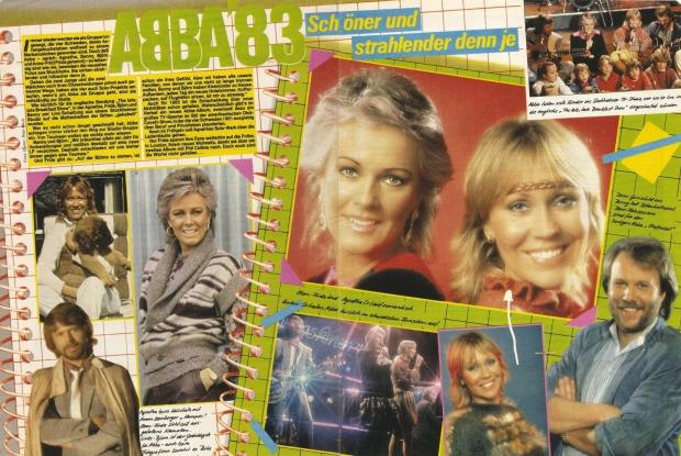 ABBA Bravo 1983 nostalgie reunie go with the vlo