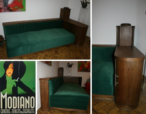 Chaise longue art deco 2dehands.be go with the vlo