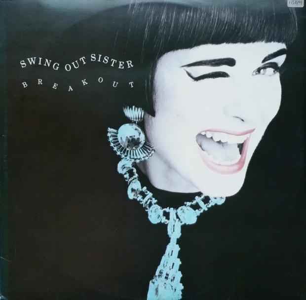 Swing Out Sister vinyl rommelmarkt go with the vlo