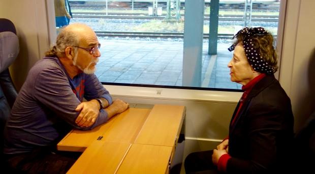 De Treinreis documentaire Holocaust Nederland go with the vlo