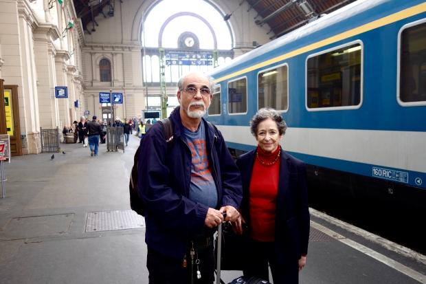 De Treinreis documentaire Joden Holocaust Hongarije go with the vlo