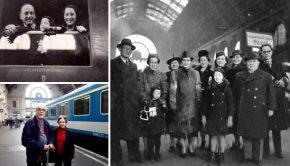 De Treinreis documentaire VARA BNN Holocaust Joden go with the vlo