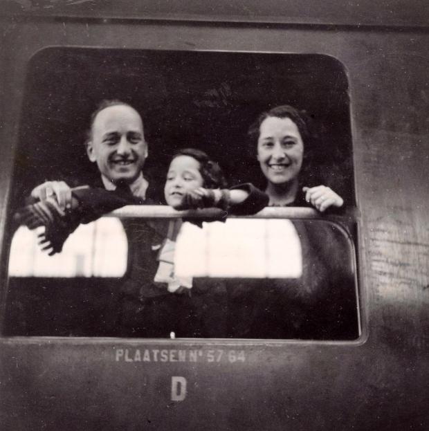 De Treinreis Jodenvervolging Holocaust go with the vlo