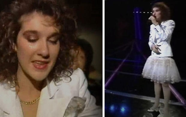 Eurovisie Songfestival Celine Dion 1988 go with the vlo 2