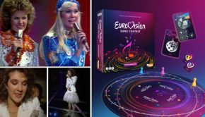 Eurovision Song Contest bordspel go with the vlo 2