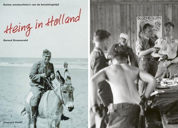 Heinz in Holland Gerard Groeneveld oorlog amateurfoto's go with the vlo 2