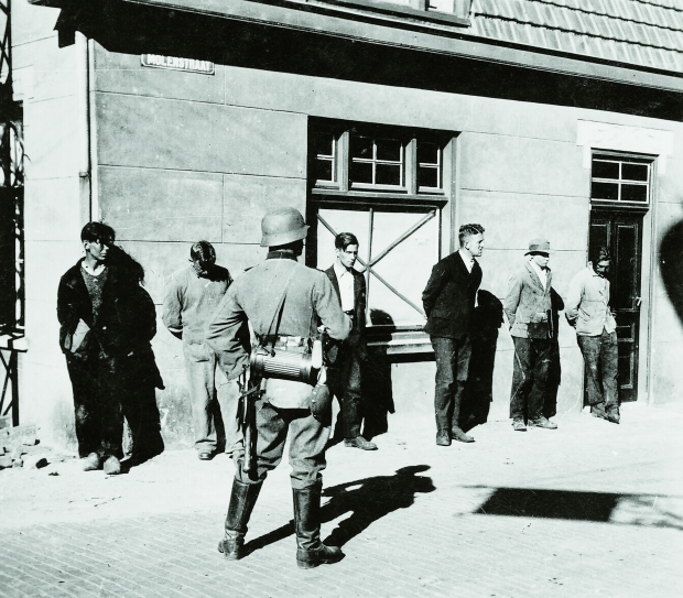Nach Holland Gerard Groeneveld arrestaties Zuid-Willemsvaart nazi's go with the vlo