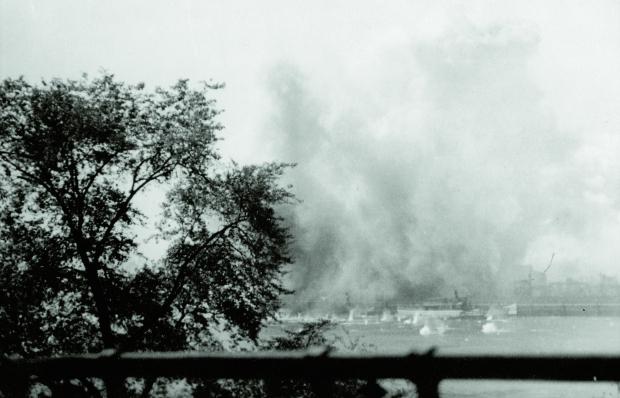 Nach Holland Gerard Groeneveld bombardement Rotterdam go with the vlo 2