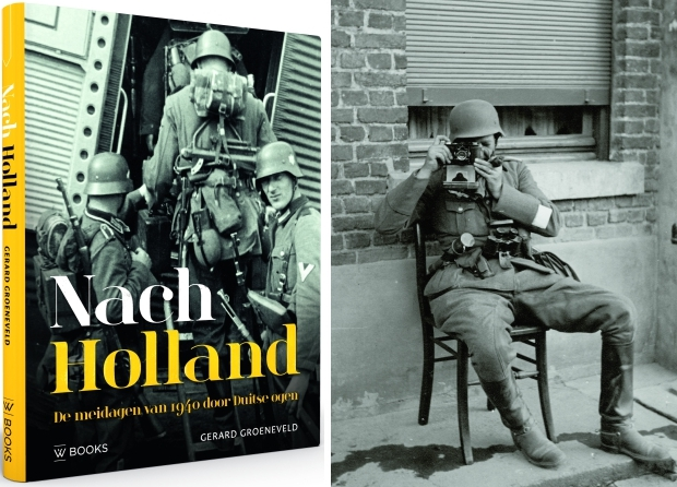 Nach Holland Gerard Groeneveld oorlog go with the vlo
