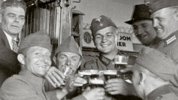 Nach Holland Gerard Groeneveld soldaten nazi go with the vlo 2