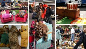 Vrijmarkt Oud-Zuid 2018 Lola de Galan go with the vlo