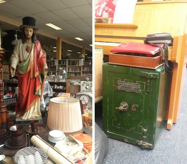 Kringloopwinkel Blijdorp Jezusbeeld