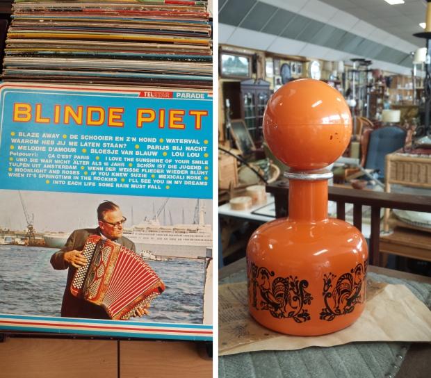 Kringloopwinkel Rotterdam Blinde Piet