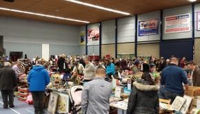 Rommelmarkt vol eh…rommel