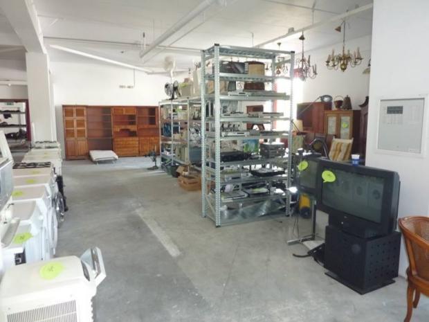 Kringloop Rijnmond wasmachines