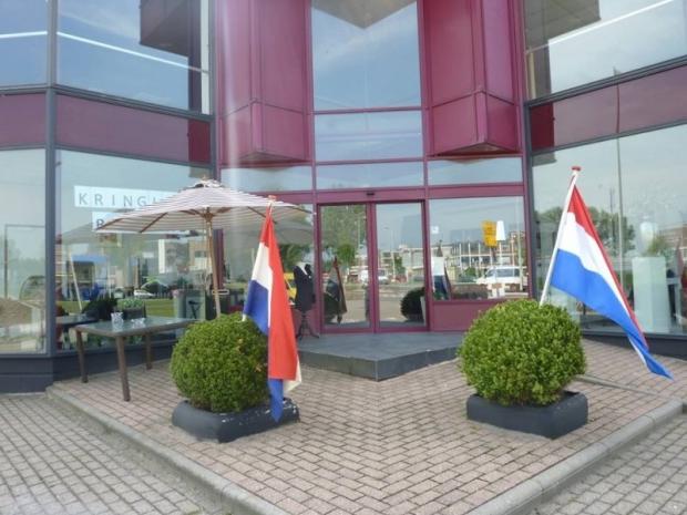 Kringloopwinkel Rijnmond entree