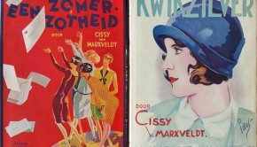 Cissy van Marxveldt: chicklit avant la lettre