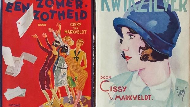 Cissy van Marxveldt Zomerzotheid