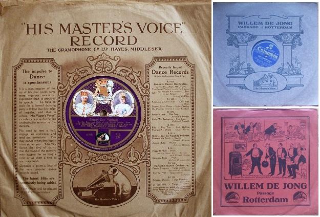 grammofoonplaten