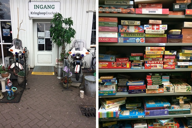 Kringloop Enschede