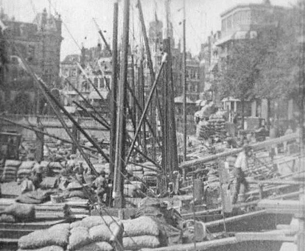 Rotterdam Oude Haven filmpjes