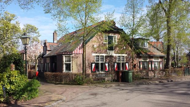 Emmaus Haarzuilens dorp