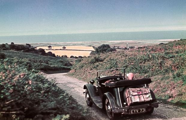 Engeland kleurenfoto 1939