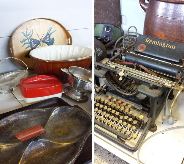 Haarzuilens typemachine kringloop