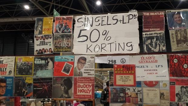 Verzamelaarsjaarbeurs Utrecht platen 2