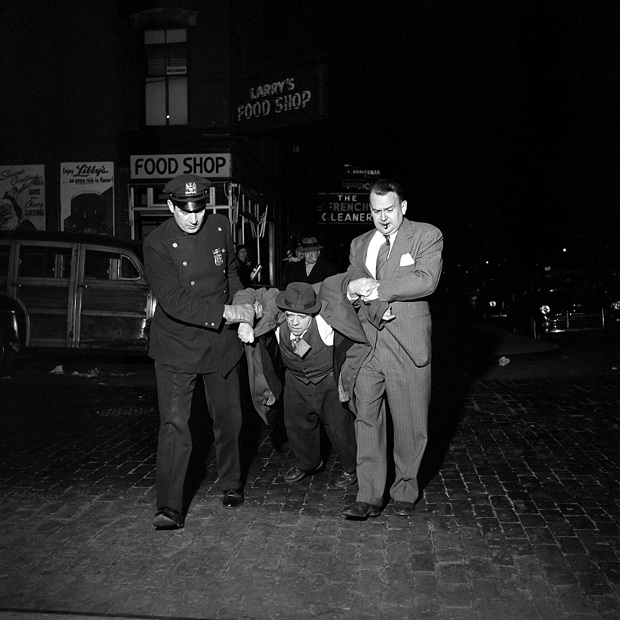 Vivian Maier arrestatie New York