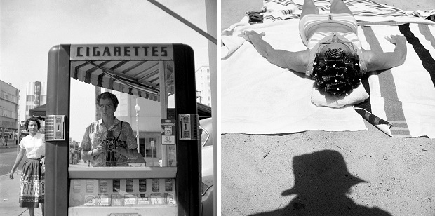 Vivian Maier op de loer
