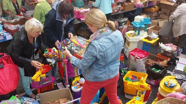 Waterloopleinmarkt Ugchelen speelgoed