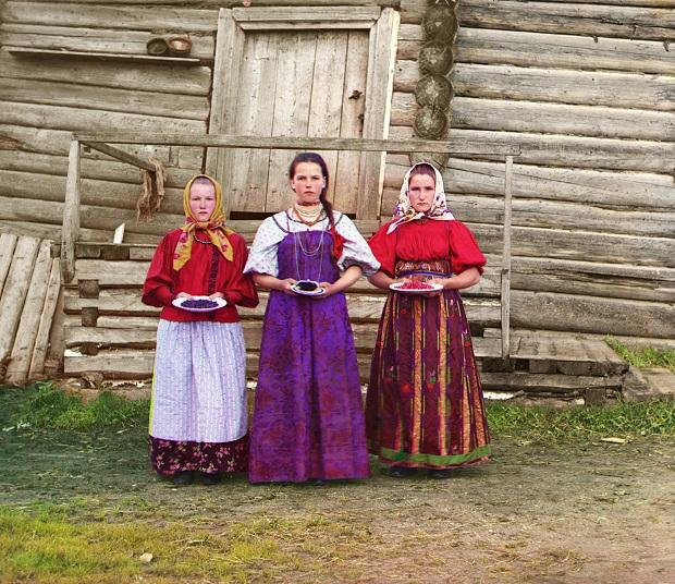 sergei mikhailovich prokudin gorskii kleurenfoto 1909