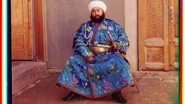 sergei mikhailovich prokudin gorskii kleurenfoto man 2