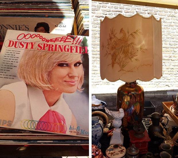 Antiek en curiosamarkt Delft Dusty Springfield