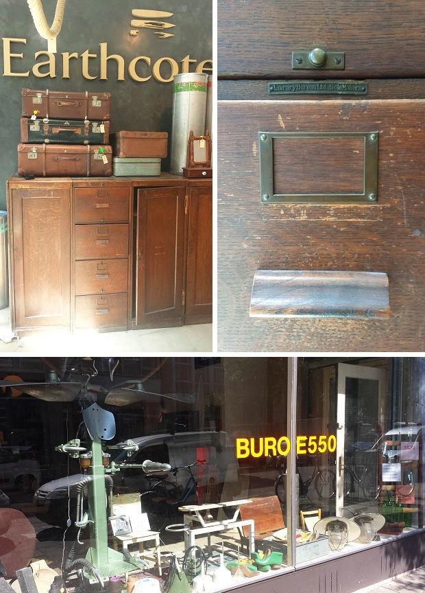 Antieke archiefkast Rotterdam 2