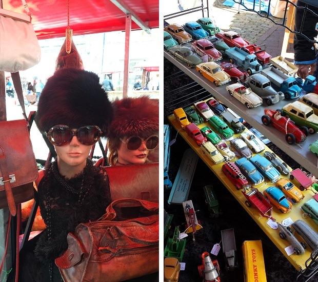Delft antiek en curiosamarkt Dinky Toys