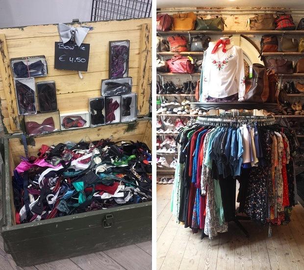 Episode Haarlem tweedehands strikjes en winkel