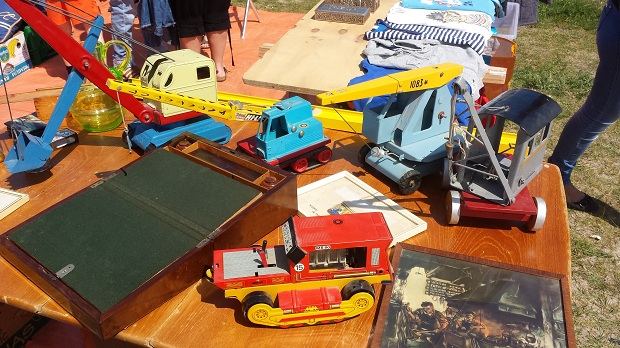Hoek van Holland kofferbakmarkt speelgoed