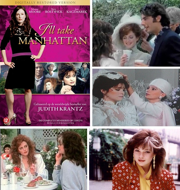 I'll take Manhattan Julianne Moore en Chris Noth