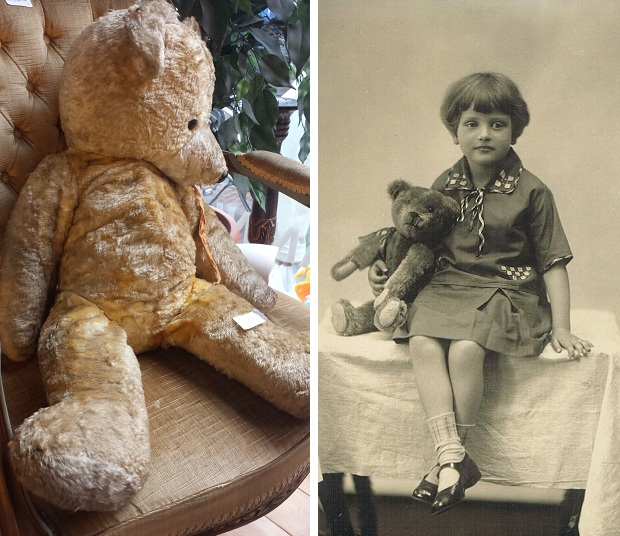 Kringloop Rataplan Haarlem teddybeer