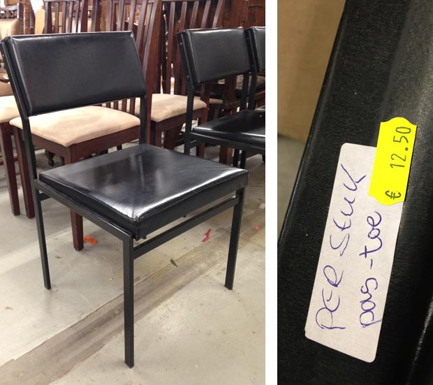 Pastoe-stoel