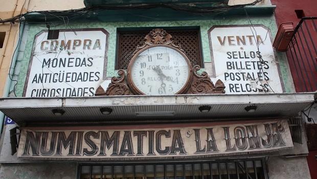 Valencia antiekwinkel