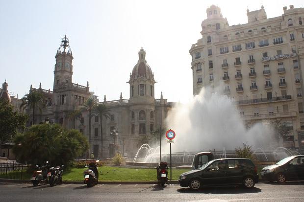 Valencia oude centrum