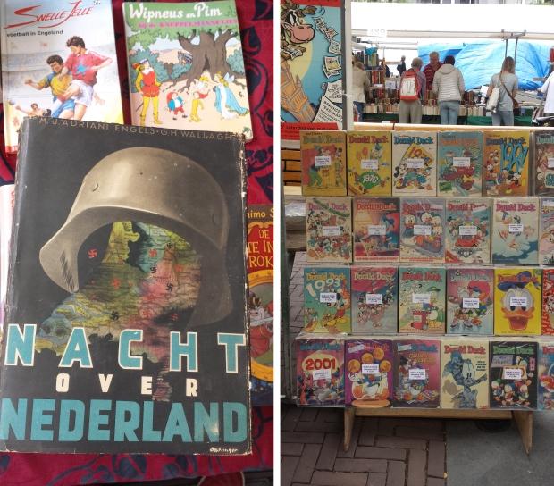 Boekenmarkt Dordrecht Donald Duck
