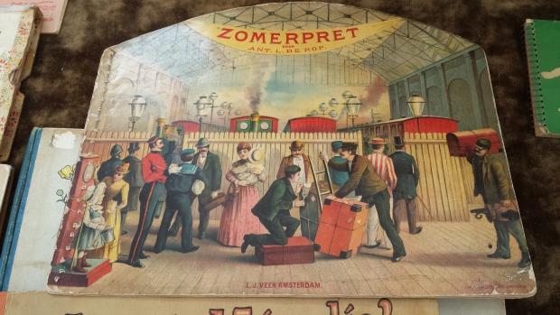 Boekenmarkt Dordrecht Zomerpret