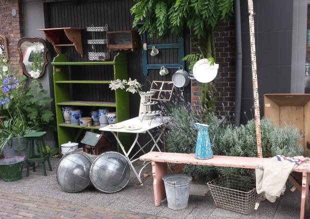 Boekenmarkt Dordrecht antiek en brocante