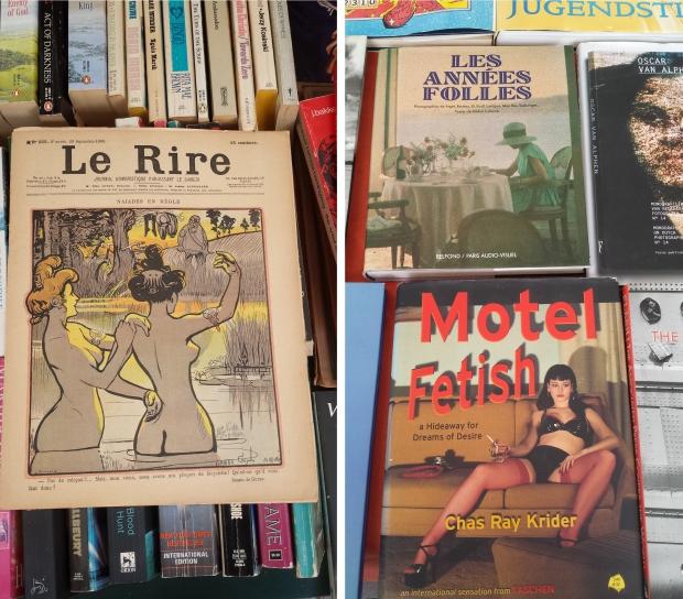 Boekenmarkt Dordrecht erotiek